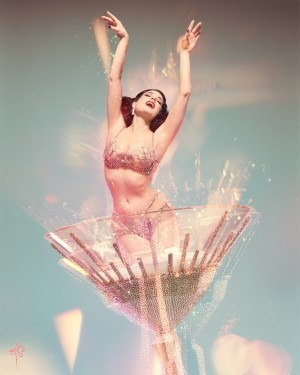 WHISKEY DOWN – PRESENTS DITA VON TEESE