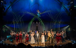 Cirque du Soleil returns to Manchester with AMALUNA
