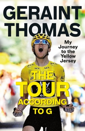 An evening with Tour de France Winner Geraint Thomas at Manchester's Stoller Hall