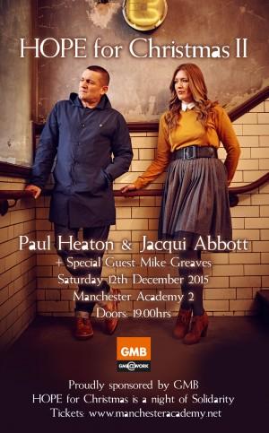 Hope For Christmas II: Paul Heaton & Jacqui Abbott