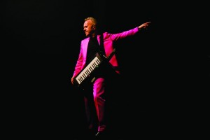 HOWARD JONES comes to MANCHESTER - RNCM on Thursday 18th February 2016!