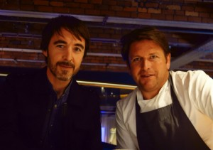 In conversation with James Martin - We talk food, TV, racing and why he hates his celebrity tag