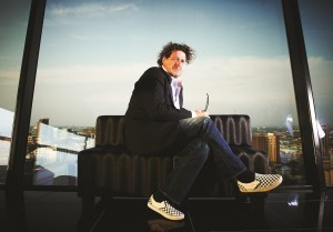 The Godfather of modern cooking, Marco Pierre White