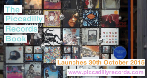 The Piccadilly Records Book Launch Party!