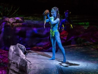TORUK – The First Flight. See Cirque du Soleil in a stunning new light!