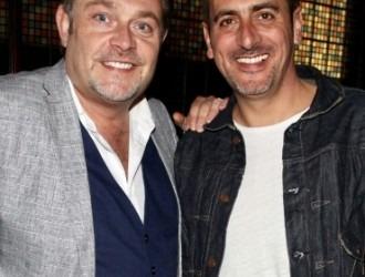 An Evening with John Thomson & Chris Gascoyne at Salford Lads Club