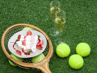 Brasserie Blanc serves up Strawberry Smash dessert for Wimbledon