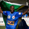 Team Tanzania win the boys competition of the SCWC 2014