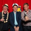 Three Wine Men are coming to Manchester in July