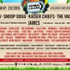 Elbow, Snoop Dogg, Kaiser Chiefs, The Vaccines and James all headline Kendal Calling 10