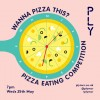 Pizza eating competition at PLY