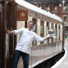 A Dinner Date with Raymond Blanc on board The British Pullman